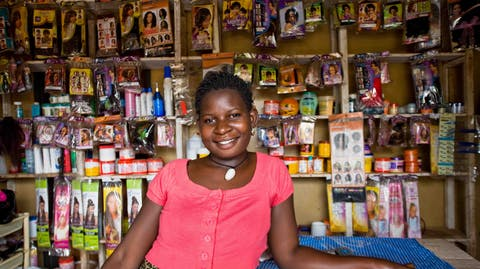 Verkooptraining Uganda skills