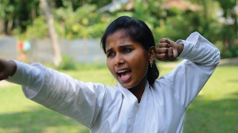 GirlPower Bangladesh karate