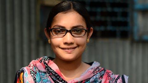 GirlPower Bangladesh onderwijs