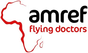 Amref Flying Doctors logo