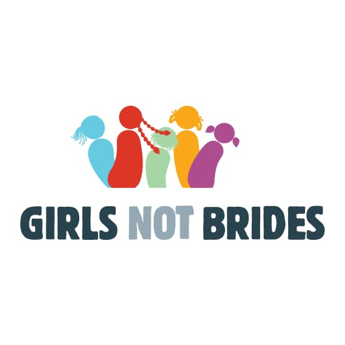 Girls Not Brides logo