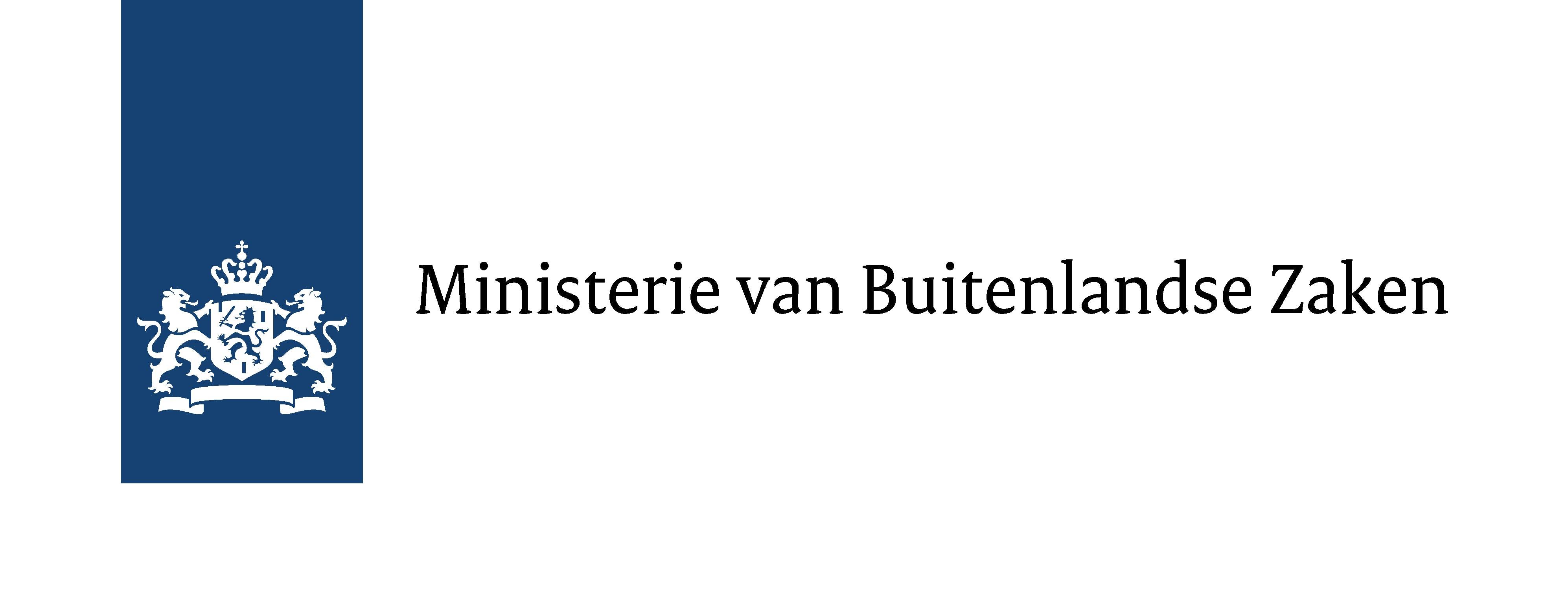 Ministerie van Buitenlandse Zaken logo