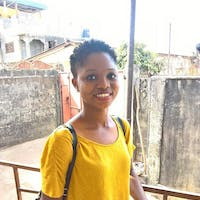 Ayesha from Sierra Leone