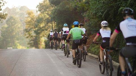 Cycle for Plan Guatemala fietstocht voor goed doel