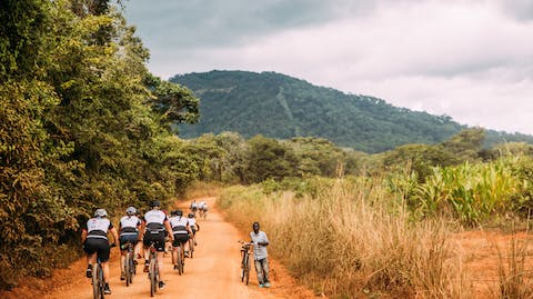 Cycle for Plan Malawi fietstocht