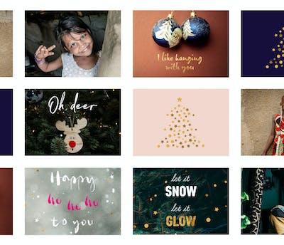 kerstcadeaus kerstkaarten goed doel