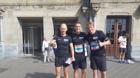 marathon lopen voor goed doel