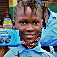 coronacrisis school solar radio