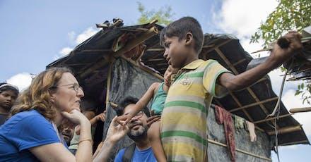 rohingya-crisis in bangadesh