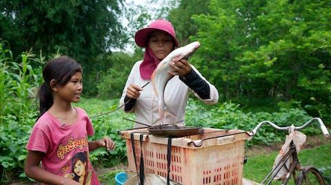 voedsel cambodja