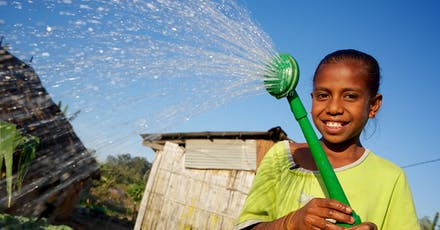 waterproject oost-timor