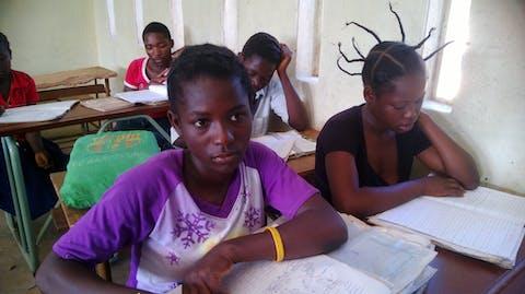 opvang Zambia
